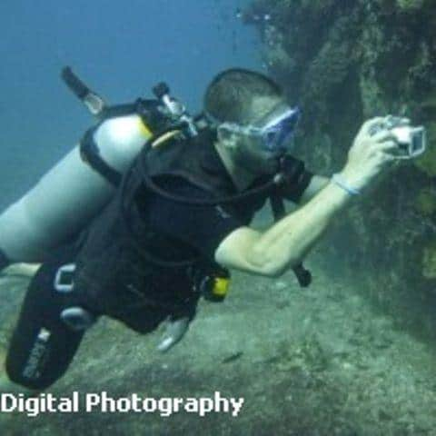 D15jDJL Diving Koh Tao digital photography speciality